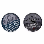 Disney Parks Button Set - Jungle Cruise & The Haunted Mansion