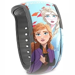 Disney MagicBand 2 Bracelet - FROZEN 2 - Limited Edition