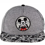 Disney Baseball Cap - Mickey Mouse in Glasses