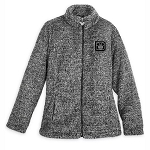 Disney Women's Plush Fleece Jacket - Walt Disney World