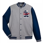 Disney Adult Jacket - Mickey Mouse Letterman