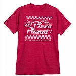 Disney Adult Shirt - Pizza Planet Logo
