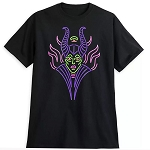 Disney Adult Shirt - Maleficent - Neon T-Shirt – Sleeping Beauty