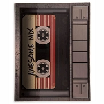 Disney Journal - Gurardians of the Galaxy - Awesome Mix Tape