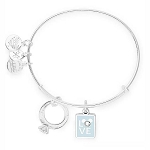 Disney Alex & Ani Bracelet - Mickey Mouse Love and Ring