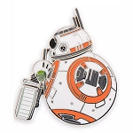 Disney Pin - BB-8 and D-O - Star Wars Rise of the Skywalker