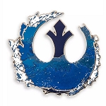 Disney Pin - Rebel Alliance Starbird - Star Wars Rise of the Skywalker