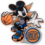 Disney Pin - Mickey Mouse NBA Experience Pin – New York Knicks