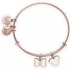Disney Alex & Ani Bracelet - Mickey & Minnie Mouse - Bride Tribe