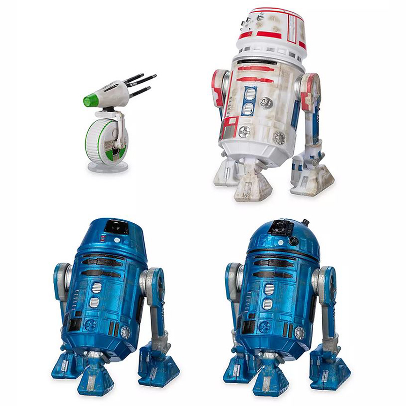 Disney Figure Set - Star Wars The Rise of Skywalker - Droid Factory