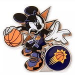 Disney Pin - Mickey Mouse NBA Experience Pin – Phoenix Suns
