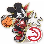 Disney Pin - Mickey Mouse NBA Experience Pin – Atlanta Hawks