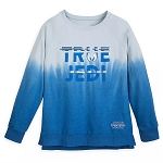 Disney Women's Sweatshirt - True Jedi - Star Wars The Rise of Skywalker