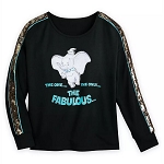 Disney Women's Shirt - Dumbo - Fashion Pullover