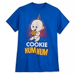 Disney Adult Shirt - Jack Jack Cookie Num Num - Incredibles 2