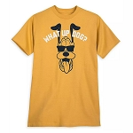 Disney Adult Shirt - Pluto - What's Up Dog?