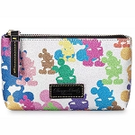 Disney Dooney & Bourke - Mickey Mouse - 10th Anniversary - Cosmetic Bag