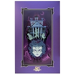 Disney Artist Print - Stephanie Buscema - Medium of the Mansion - 50th Anniversary Edition