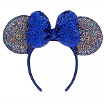 Disney Minnie Ear Headband - Walt Disney World 2020 Logo