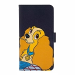 Disney iPhone Xs Folio Case - Lady & The Tramp