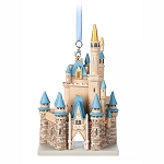 Disney Ornament - Cinderella's Castle - Tiny Town Collection