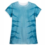 Disney Women's Shirt - Na'vi - Pandora The World of Avatar