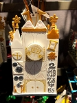 Disney Ornament - Tiny Town Collection - Disneyland's It's A Small World