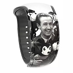 Disney MagicBand 2 Bracelet - Walt Disney & Mickey Mouse - Limited Release