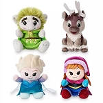 Disney Plush - Wishables Mystery Blind Bag - Frozen Ever After Series
