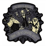 Disney Car Magnet - Hitchhiking Ghosts