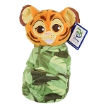 Disney Plush - Disney's Babies - Wildlife - Tiger In Blanket