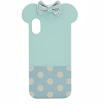 Disney iPhone X / Xs Case - Minnie Mouse - Arendelle Aqua