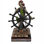 Disney Figurine - Pirates of the Caribbean Helmsman - Jim Shore