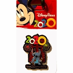 Disney Pin - Stitch - Disney Parks 2020 Logo