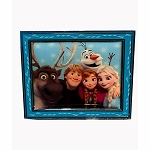 Disney Pin - Frozen Family Portrait