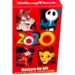 Disney Mystery Pin Box - Disney Parks 2020 Logo