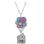 Disney Rebecca Hook Necklace - Up House