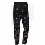 Disney Women's Leggings - Belle of the Ball Bronze