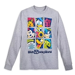 Disney Adult Shirt - Mickey & Friends - Walt Disney World 2020 Logo