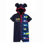 Disney Baby Romper - Mickey Mouse & Friends - Walt Disney World 2020 Logo