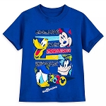 Disney Toddler Shirt - Mickey & Friends - Walt Disney World 2020