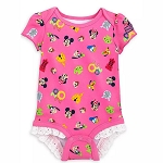 Disney Baby Bodysuit - Mickey Mouse & Friends - Walt Disney World 2020 Logo