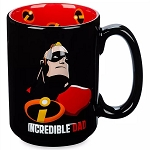 Disney Coffee Cup Mug - Mr Incredible - Incredible Dad