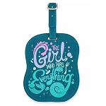 Disney Luggage Tag - Ariel - The Girl Who Has Everything