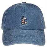 Disney Baseball Cap Hat - Mickey Mouse - Denim