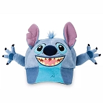 Disney Baseball Cap Hat - Stitch - Plush