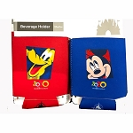 Disney Beverage Holder Set - Walt Disney World 2020 Logo