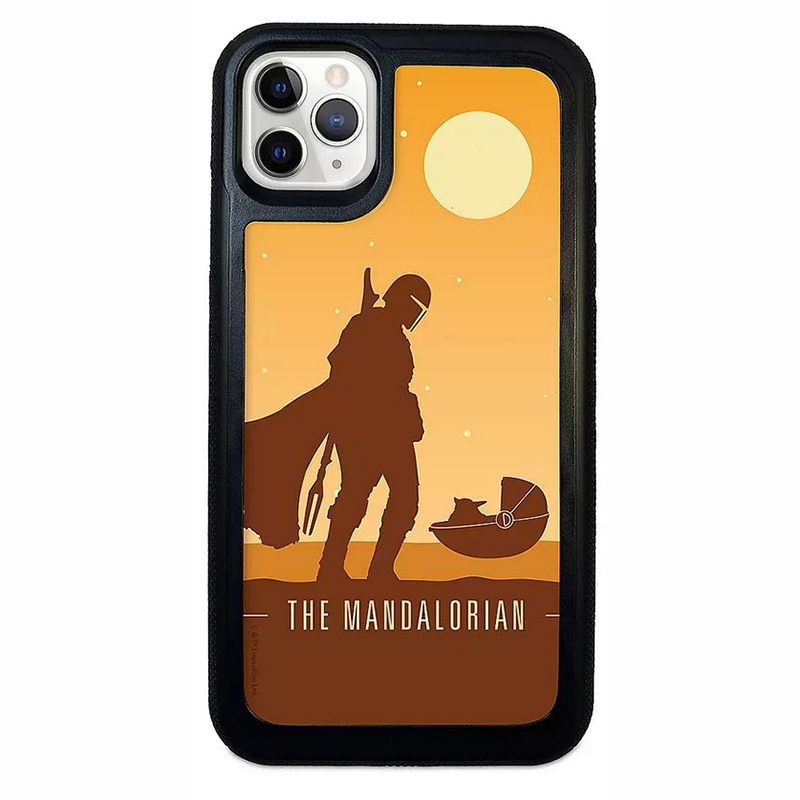 Disney iPhone Xs Max / 11 Pro Case - Star Wars The Mandalorian