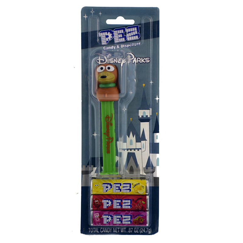 Disney Parks Pez Candy Dispenser - Slinky Dog