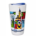 Disney Travel Tumbler Mug - 2020 Disney World Logo